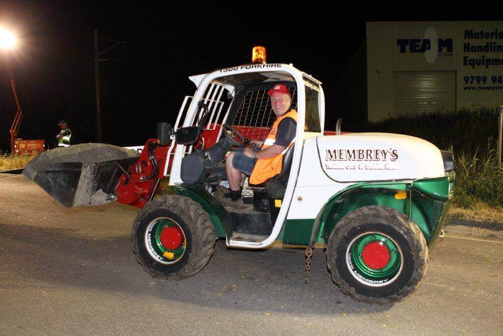 All Terrain 4×4 2t Telehandler