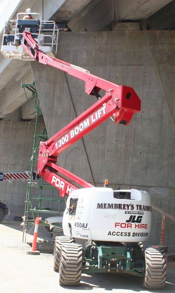 JLG 45ft Knuckle Boom